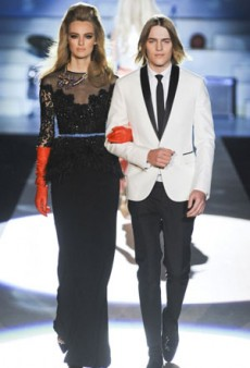 Dsquared Fall 2012 Runway Review