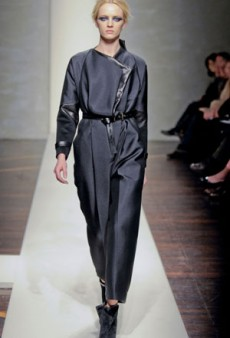 Gianfranco Ferre Fall 2012 Runway Review