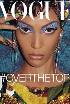 Joan Smalls Goes Over the Top for Vogue Italia (Forum Buzz)