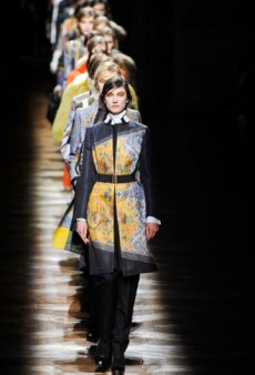 Dries Van Noten Fall 2012 Runway Review