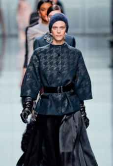 Christian Dior Fall 2012 Runway Review