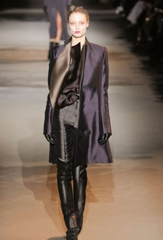 Haider Ackermann Fall 2012 Runway Review