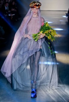 Vivienne Westwood Fall 2012 Runway Review