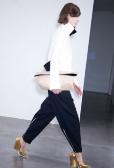 Celine Fall 2012 Runway Review