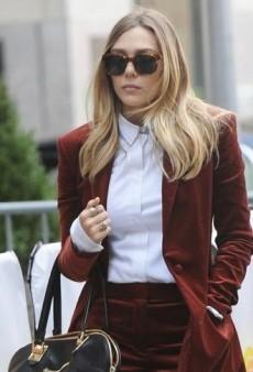 Elizabeth Olsen: Look of the Day