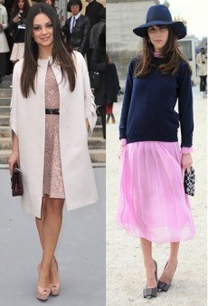 Get the Celeb Look: Paris Fashion Week Favorites