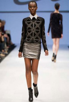 LINE Knitwear Fall 2012 Runway Review