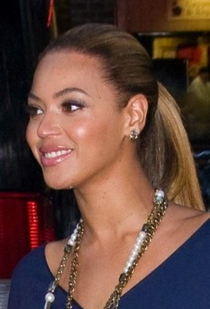 Beyoncé: Look of the Day