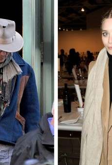 Johnny Depp and Ashley Olsen Romance? (Forum Buzz)