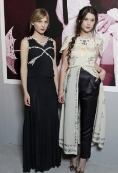 Clémence Poésy & Astrid Berges-Frisbey Were Stunning in Chanel (Forum Buzz)