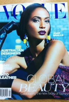 Joan Smalls Gets Another Vogue Cover (Forum Buzz)