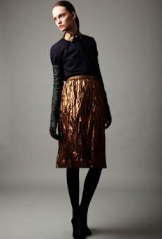 TOME Fall 2012: An Impressive Sophomore Collection