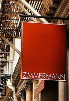 Zimmermann's First New York Flagship