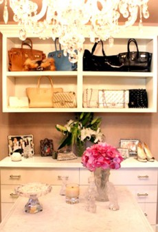 How to Turn Your Messy Closet Into a Chic Boutique