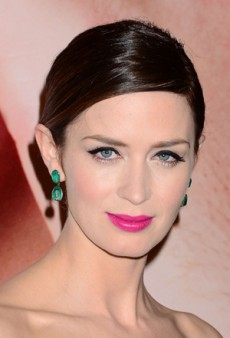 Emily Blunt: Beauty Look of the Week