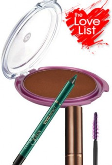 The COVERGIRL Queen Collection: The Love List