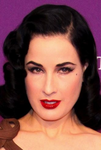 Dita Von Teese Duftstars 2012 Awards Berlin cropped