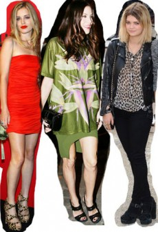 Style Tips to Steal From Rock Star Daughters
