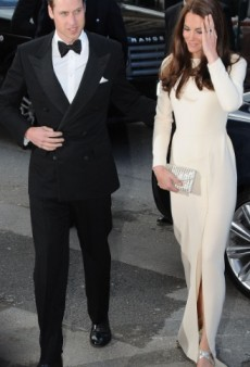 Kate Middleton's Daring Dress