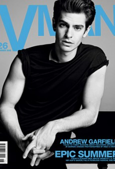 Andrew Garfield Lands Another Magazine Cover with VMan's Summer Issue (Forum Buzz)
