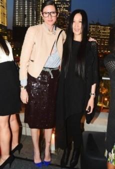 Designer Uma Wang Welcomed to New York