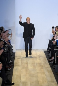 According to Michael Kors, Fashion is Kind of Irrelevant
