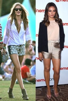Get the Celeb Look: Smart Shorts