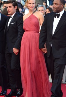 Nicole Kidman is Lovely in Lanvin at the Cannes Film Festival (Forum Buzz)