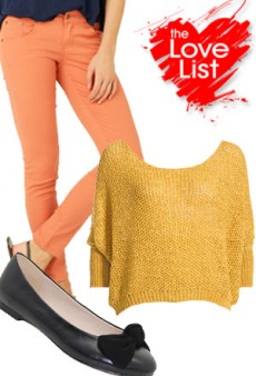 Updated Winter Basics from Fashion Gallery at eBay: The Love List