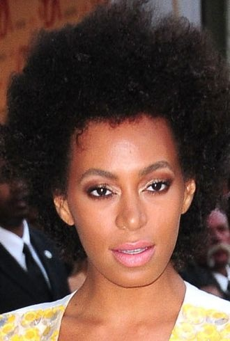 Solange Knowles 2012 CFDA Fashion Awards New York City cropped