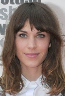 Look of the Day: Alexa Chung's Modified Menswear Take on Christopher Kane Spring 2012