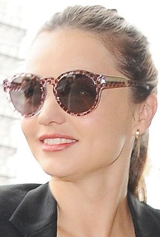 Miranda Kerr arrives at LAX airport to catch a flight Los Angeles cropped