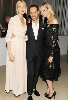 Salvatore Ferragamo Attracts Stars to The Louvre's First-Ever Fashion Show (Resort 2013)