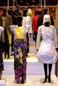 The Future of British Fashion: Graduate Fashion Week 2012