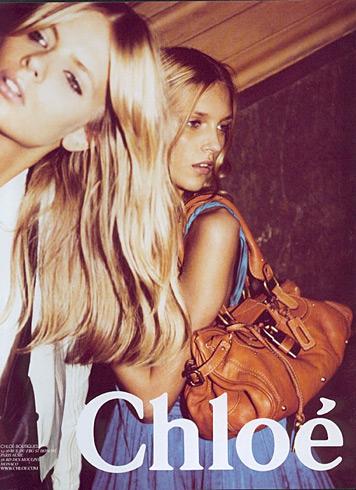 Chloe Spring 2005 ad