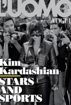 Link Buzz: Kim Kardashian's L'Uomo Vogue Cover & Beyonce Reads Rebecca Solnit