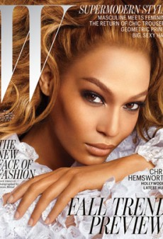 Joan Smalls and Karlie Kloss Could be Sisters on W's July Covers (Forum Buzz)