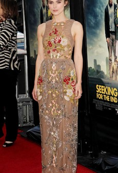 Keira Knightley was 'Seeking a Friend for the End of the World' in Romantic Valentino (Forum Buzz)