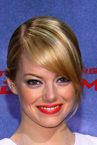 Emma Stone German premiere of The Amazing Spider-Man Berlin cropped