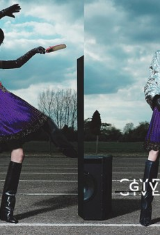 Models Get Their Rave On for Givenchy's Fall 2012 Campaign [VIDEO] (Forum Buzz)