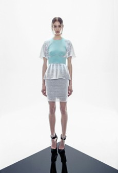Dion Lee's Resort 2013 Collection is Out of This World