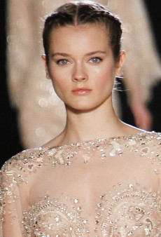 Bright Lips and Shady Lids: The Best of Couture Beauty Fall 2012