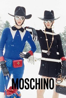 Moschino Keeps it Campy for Fall 2012 (Forum Buzz)