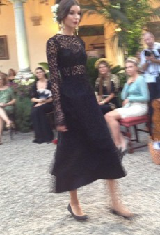 Seen It All Before: Dolce & Gabbana Makes Their Couture Debut (Forum Buzz)