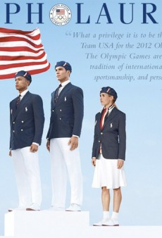 Ralph Lauren Suits Up the US Olympic Team