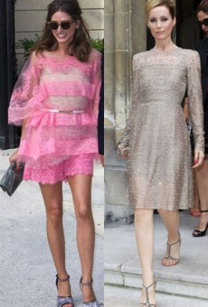 Style Showdown: Paris Haute Couture Fashion Week Edition
