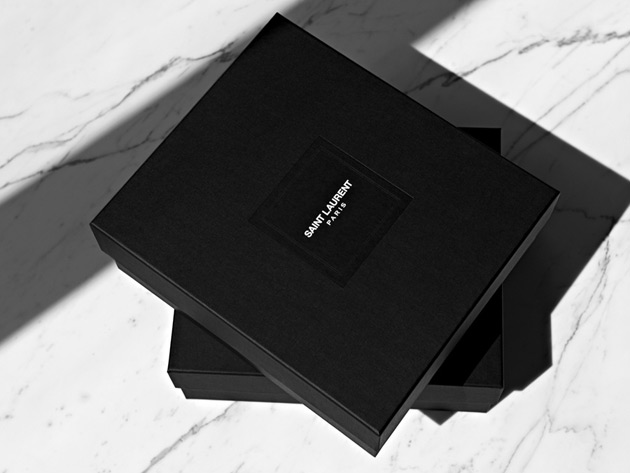 Saint Laurent Paris logo