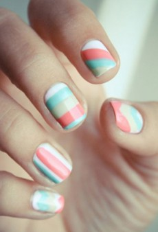 So Pinteresting: You Won't Believe These Wonderful and Wacky Nail Art Photos