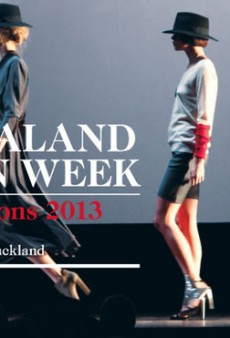 North Islanders Set to Dominate New Zealand Fashion Week 2012