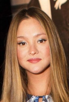 Look of the Day: Devon Aoki Goes Boho Glam in Philosophy di Alberta Ferretti